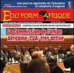 Eduform Afrique magazine, numéro de mai 2020