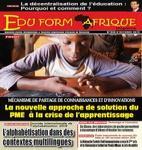 Eduform Afrique magazine, numéro d'avril 2020
