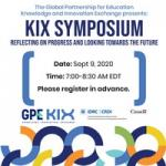 Symposium sur le partage de connaissances et d'innovations (KIX) : Réfléchir sur le progrès et regarder vers l'avenir