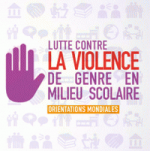Œuvrer pour mettre un terme à la violence liée au genre en milieu scolaire